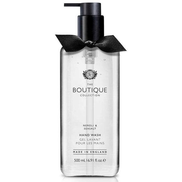 Grace Cole Boutique Neroli and Sea Salt Hand Wash 500ml