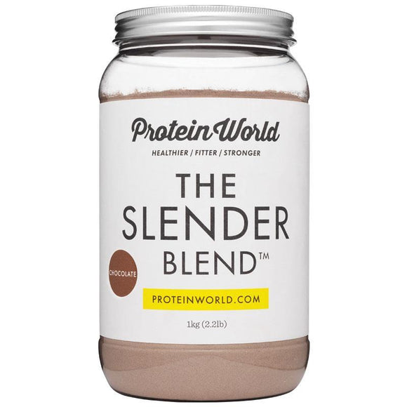 Protein World The Slender Blend Chocolate 1kg