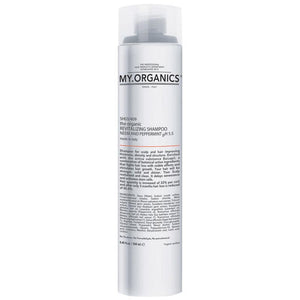 My Organics The Organic Revitalizing Shampoo with Neem and Peppermint 250ml