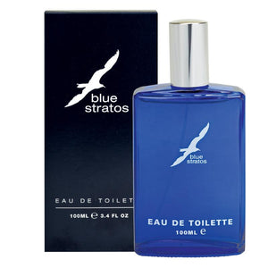 Blue Stratos Eau De Toilette 100ml Spray