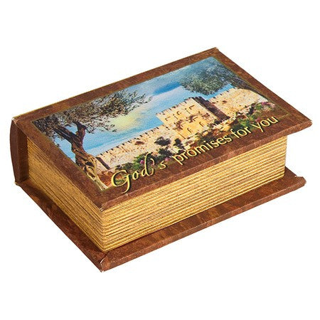 Daily Promise Box - Holy Land Gifts