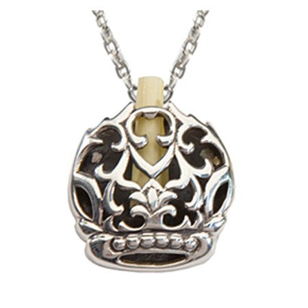 Esther Scroll Pendant Necklace - Holy Land Gifts