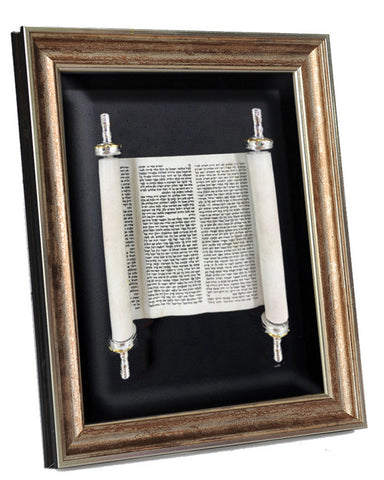 Wall Decor: Shadow Box Torah
