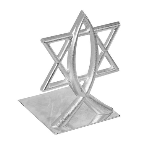 Bookends, Silver - 21180 - Holy Land Gifts