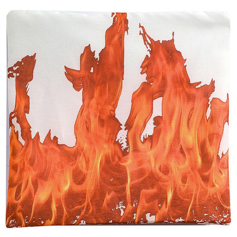 Acrylic Flame of Pentecost Tallit Bag - Holy Land Gifts