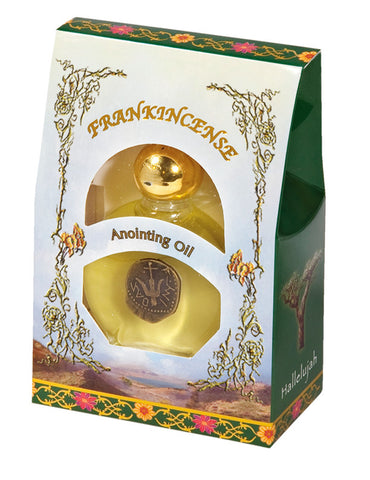 Frankincense Anointing Oil - Holy Land Gifts