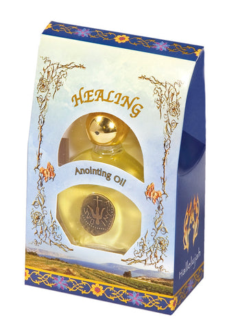 Healing Anointing Oil - Holy Land Gifts