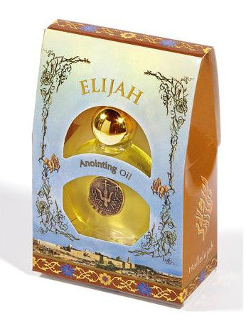 Elijah Anointing Oil - Holy Land Gifts