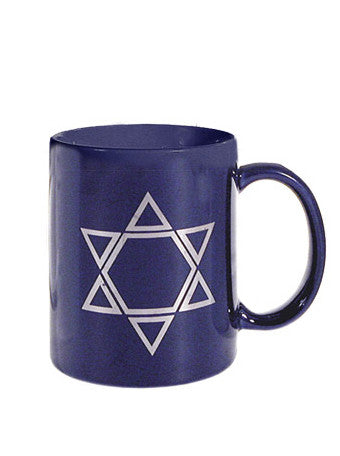 Star of David Coffee Mug