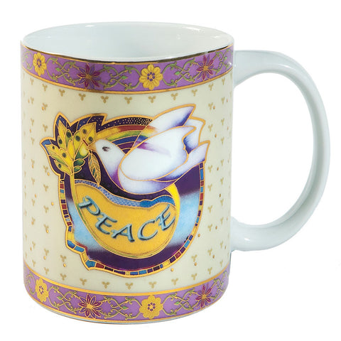 Dove Mug - Holy Land Gifts