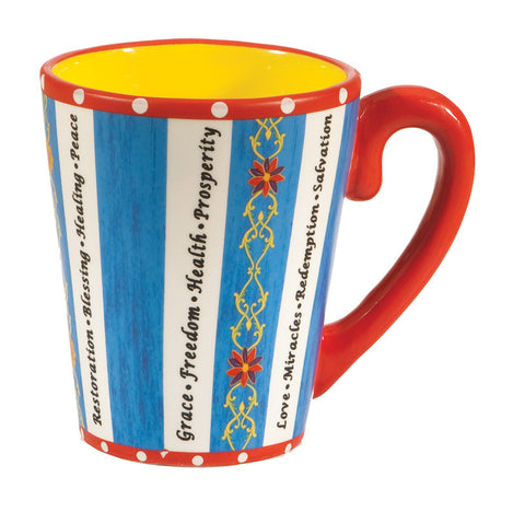 Insprational Mug - Holy Land Gifts