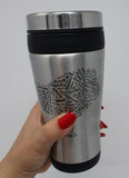 Names of God/Lion of Judah Traveler's Mug