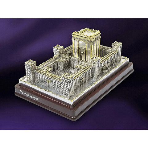 Holy Temple of Jerusalem Statue - Holy Land Gifts