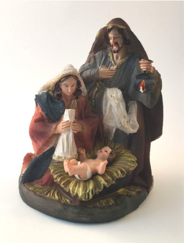 Nativity Family Statue