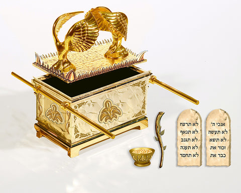 Ark of the Covenant with Sacred Elements
