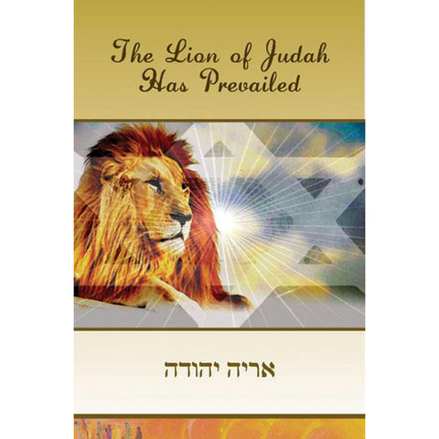 Greeting Card: Lion of Judah - Holy Land Gifts
