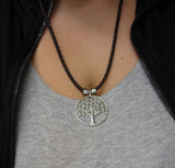 Tree of Life - Braided Pendant