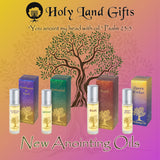 Anointing Oil - Frankincense & Myrrh