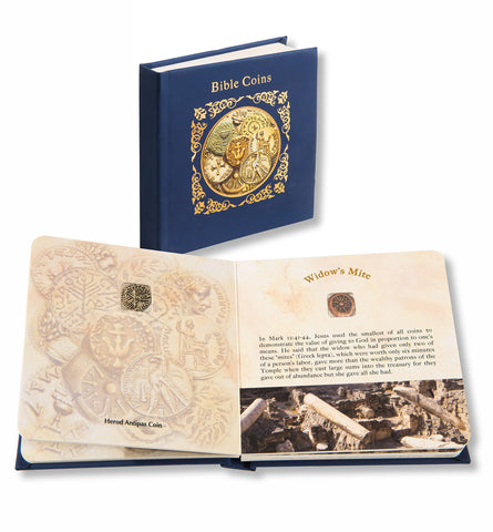 Biblical Coin Booklet