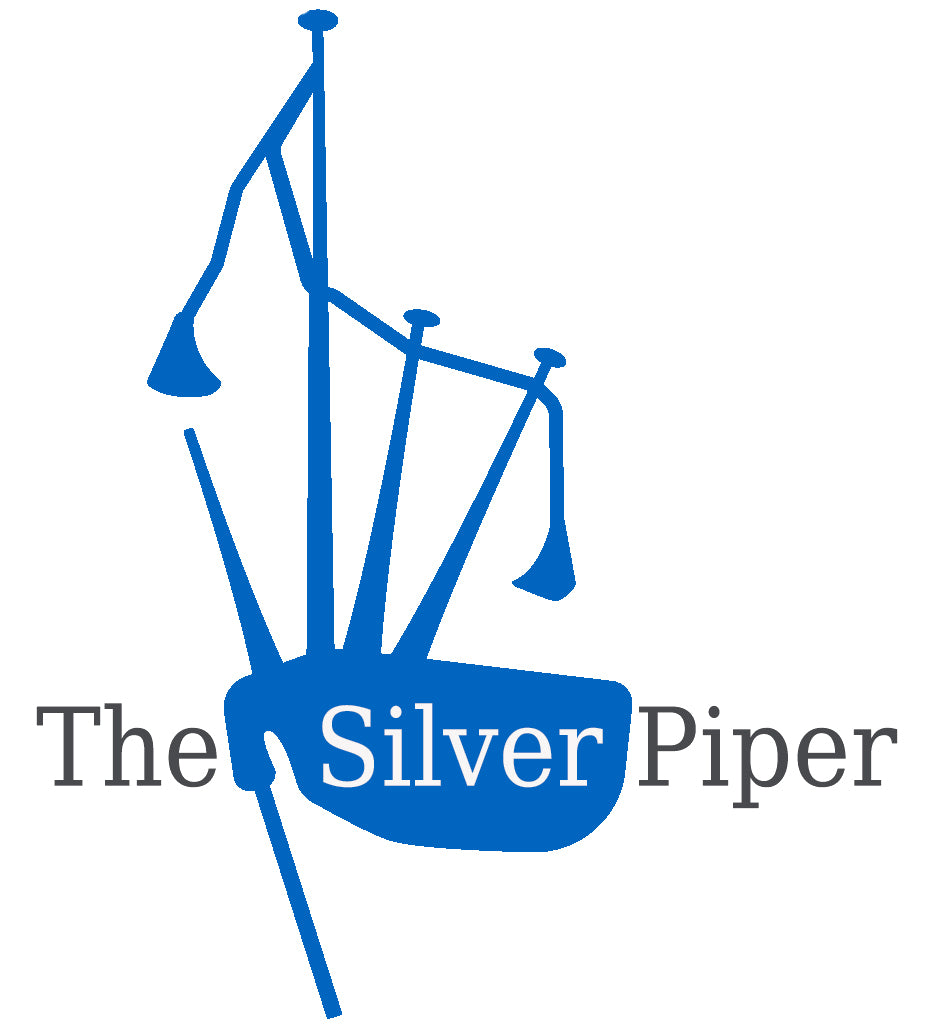 The Silver Piper website is live!
