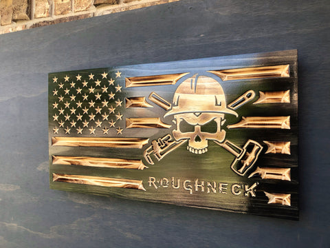 Stealth Series Oil Roughneck