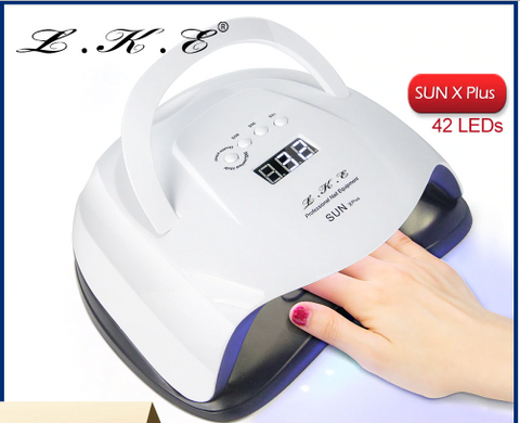 SUNX Nail Dryer UV LED Nail Lamp Gel Polish