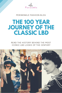 Tale of the classic LBD - the 100 year journey