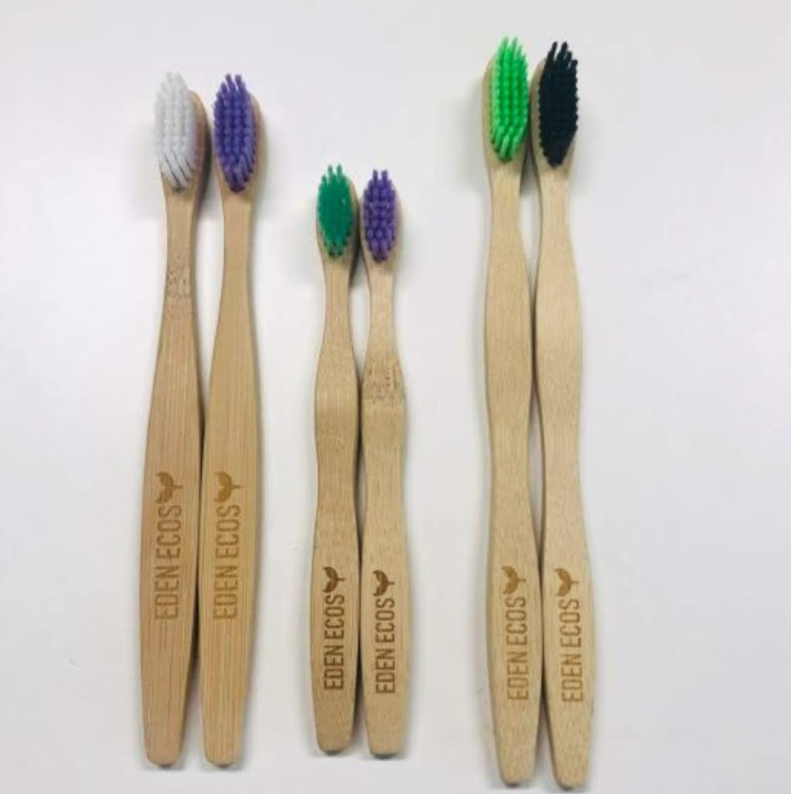 Bamboo Toothbrush Bulk Bundle
