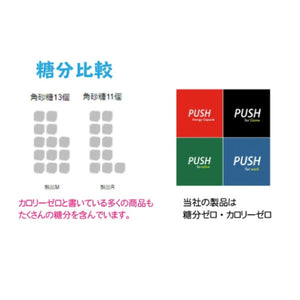PUSH for Game【圧倒的没入感】6 capsules - PUSH+ by CAPSULE