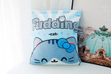 Pudding Kitties Tsumettow Pillow