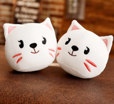Peppermint Cats Tsumettows Pillow Plushies Only