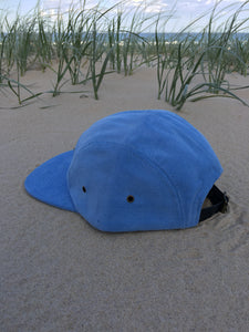5 panel Hat ( light blue Cordaroy )