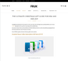 FRUK, Ultimate Christmas Gift Guide, Online, 2019