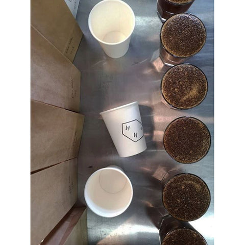 On Coffee | Beginners Guide to Cupping Coffee