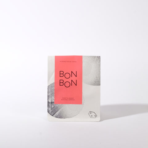 Bon Bon espresso blend speciality coffee with soul