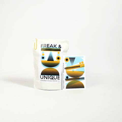 Freak & Unique II | Honduras | Norma Iris Fiallos | Coffee Only