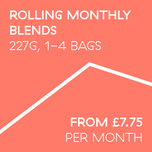 Rolling Subscription 227g | Blends