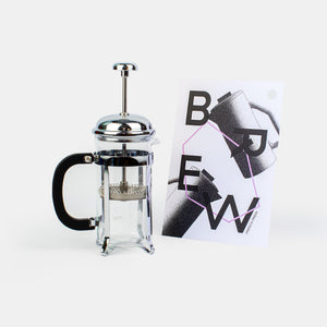 cafetiere and brew guide speciality coffee roaster