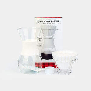 Kalita Brewer 185 with Jug