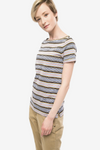 Striped T-shirt - s.Oliver - Offer Hunts
