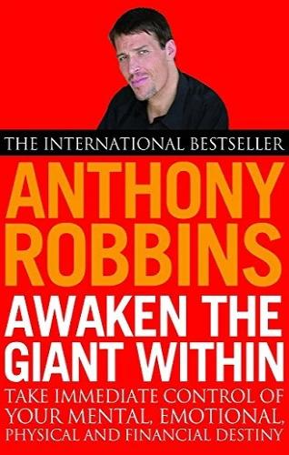 Awaken The Giant Within - Anthony Robbins - Offer Hunts