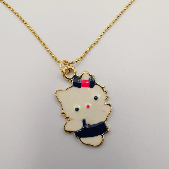 Hello Kitty Collection Necklace - Black - Offer Hunts