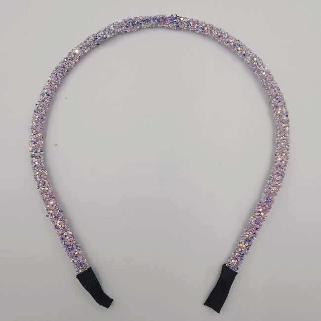 Glitter Hair Band - 12 Colors - Offer Hunts