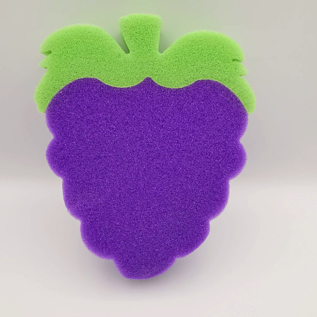 Grapes Sponge Scrub - Offer Hunts