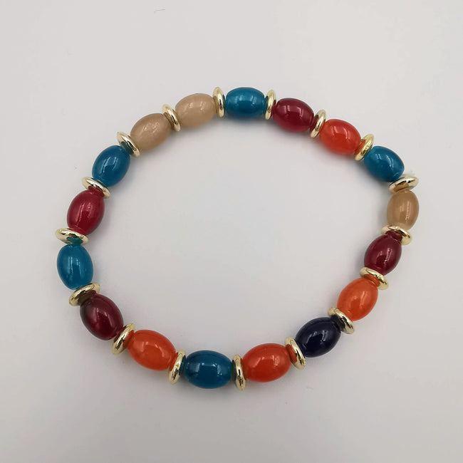 Handmade Bead Bracelets - 19 Designs - Offer Hunts