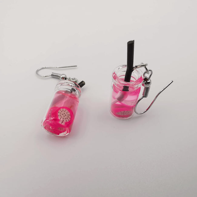 Lychee Juice Earrings - Offer Hunts