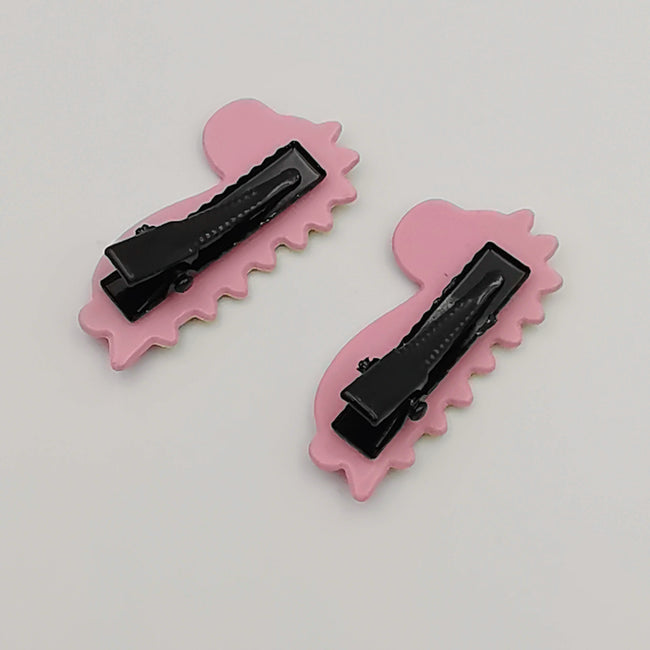 Young Girl Hair Clips - 6 Designs - Offer Hunts