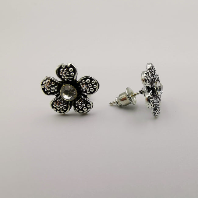 Miniature Silver Earrings - 19 Designs - Offer Hunts