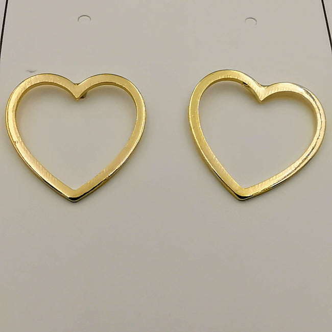 Heart Fashion Accessory Earrings - Offer Hunts