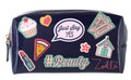 Heart Shaped Girly Patches (3 Stickers) DIY For Bags, Laptops, Clothing and any Material - Offer Hunts